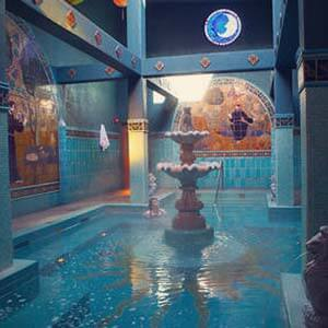 Soaking Pool